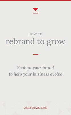 How to rebrand to reach your goals faster. Keeping your brand aligned with your current business goals are crucial for good brand strategy.