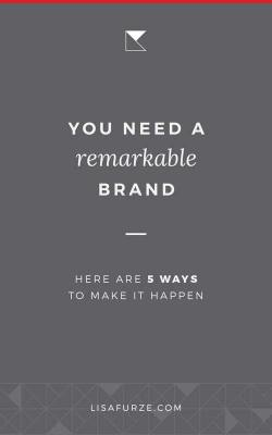 To stand out and build the business of your dreams, you need strong branding that grabs the attention of your ideal clients. Here are 5 ways to improve your branding, so your business stands out.