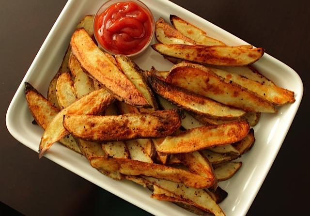 Potato Wedges (Wedgies!)