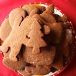 Swedish Gingerbread Christmas Cookies