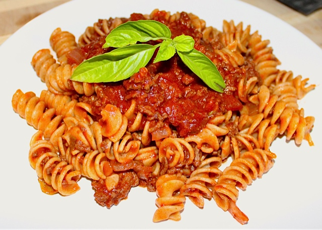 Bolognese (Meat) Sauce