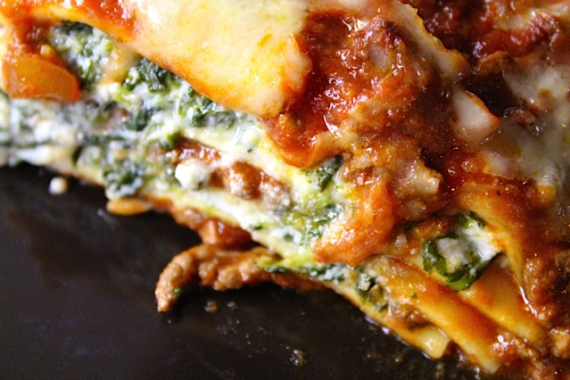 The Best Lasagna you will ever eat in your Life