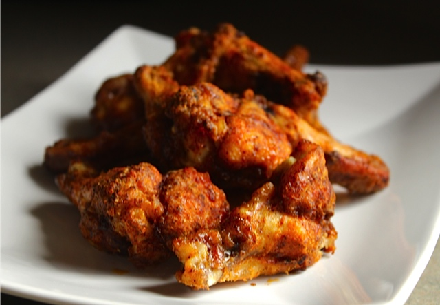 Dry Roasted Chicken Wings