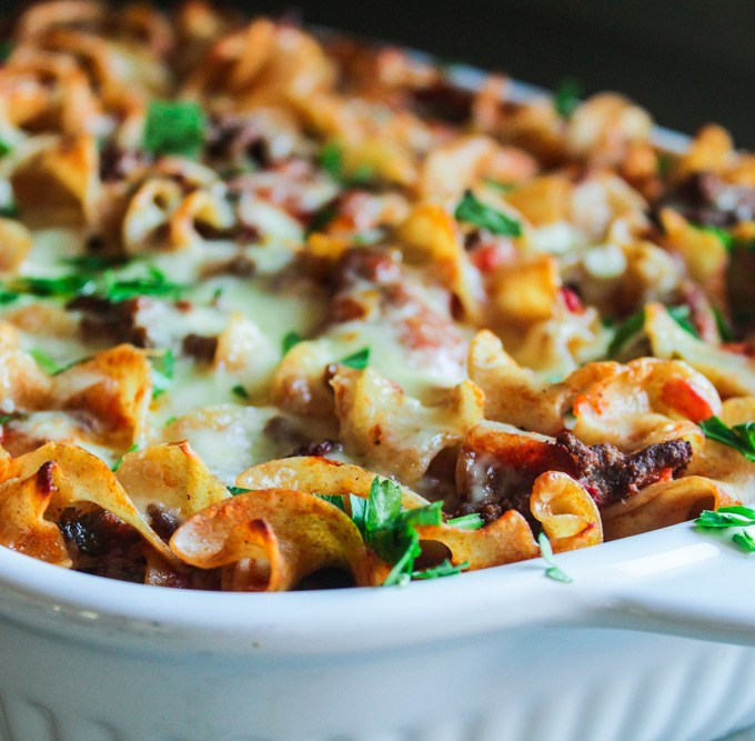 Everyday Noodle Bake