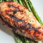 Cumin Grilled Chicken