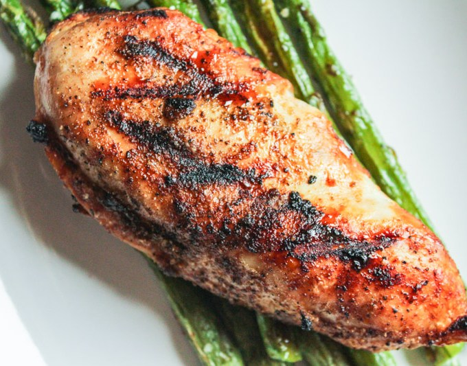 Cumin Grilled Chicken