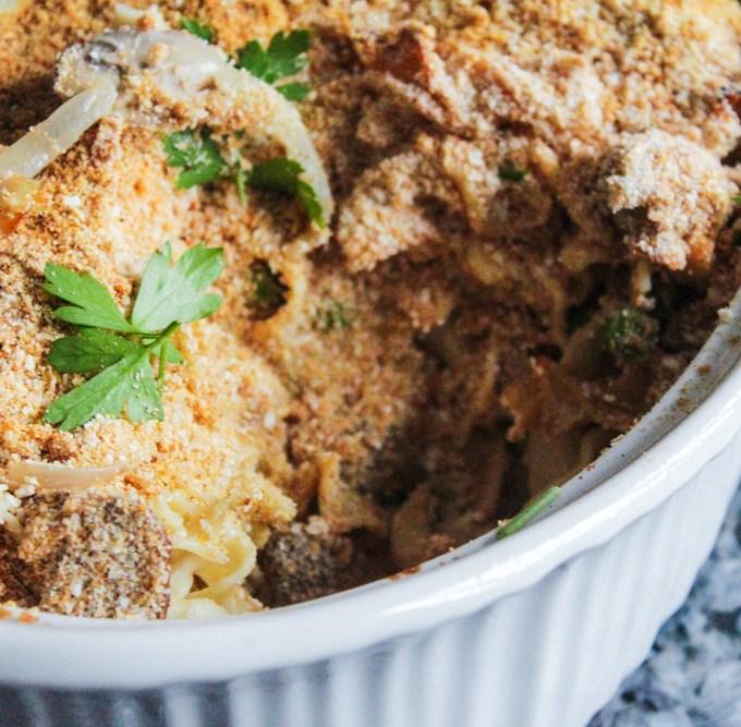 Tuna (Noodle) Casserole