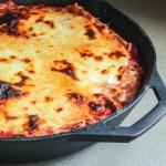 Mushroom Skillet Lasagna