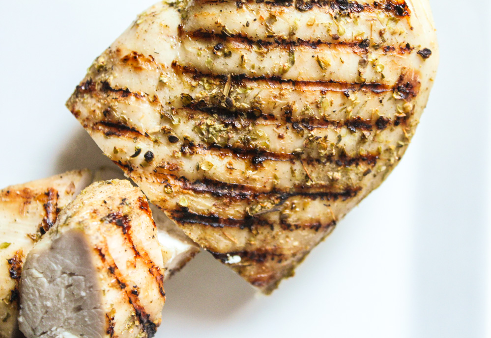 Italian Spice Rubbed Grilled Chicken Lisa G Cooks