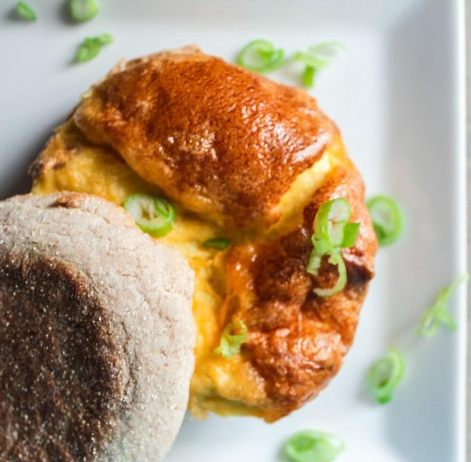 Baked Egg Sandwich