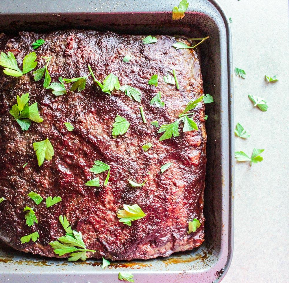 glazed-meat-loaf