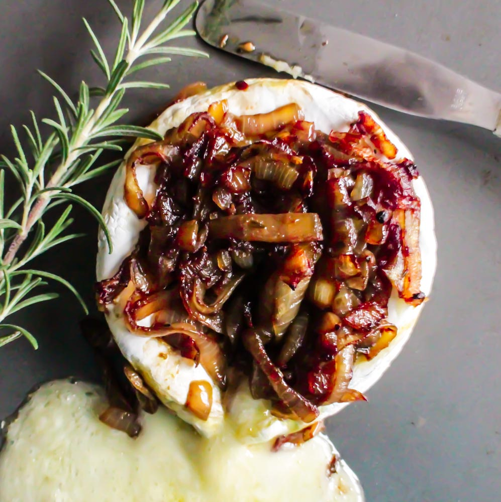 brie-with-caramelized-onion
