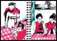Lisa sketchbook 28