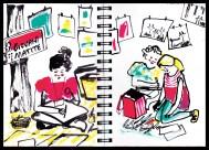 Lisa sketchbook 29