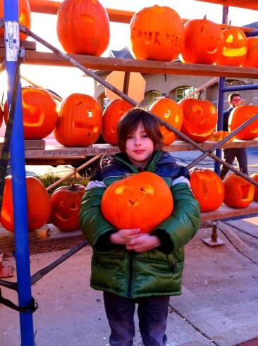 Highwood Park Pumpkins