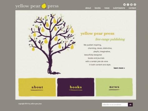 Yellow Pear Press
