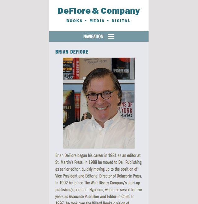 DeFiore & Company