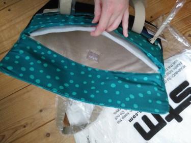 Travel accessories STM Grace Deluxe laptop bag