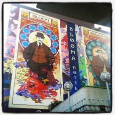 Street art Ireland Temple Bar Dublin Lisa Hughes journalist blog