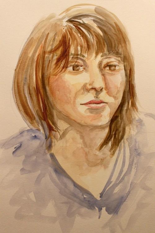 Portrait of Corrin