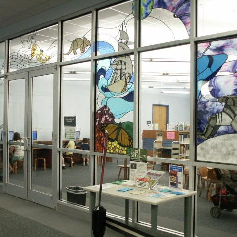 Dreams Come True, Bloomingdale Regional Library