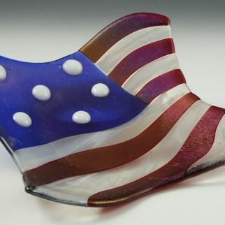 American Spirit as seen in Fireworks by Lisa Vogt eBook