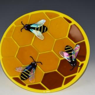 Buzzing Bees as seen in Simple Pleasures with Lisa Vogt