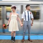 chicago unique wedding photography, chicago fine art wedding photography, chicago wedding photographer for unique couples