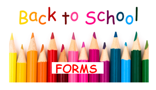 Back to School Forms: Lots of Things to Download ...