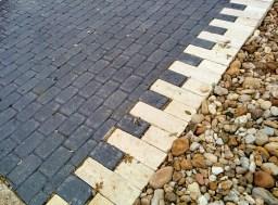 Custom pavers