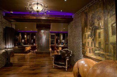 Lobby at Bohemian Savannah