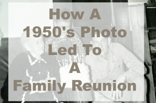 Unidentified family photographs of our ancestors can be tough to identify. Let's learn about your best first step to identifying unknown photographs of your ancestors in your collection.
