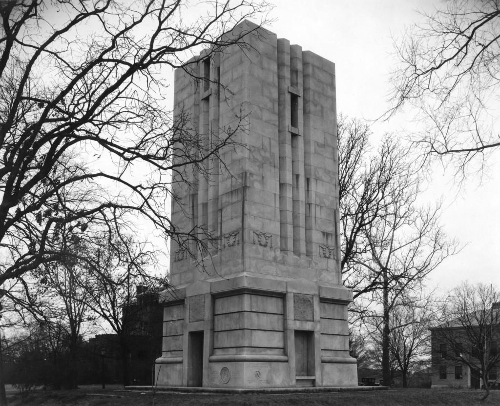 NCSU Memorial Bell Tower 1924 ~ LisaLisson.com