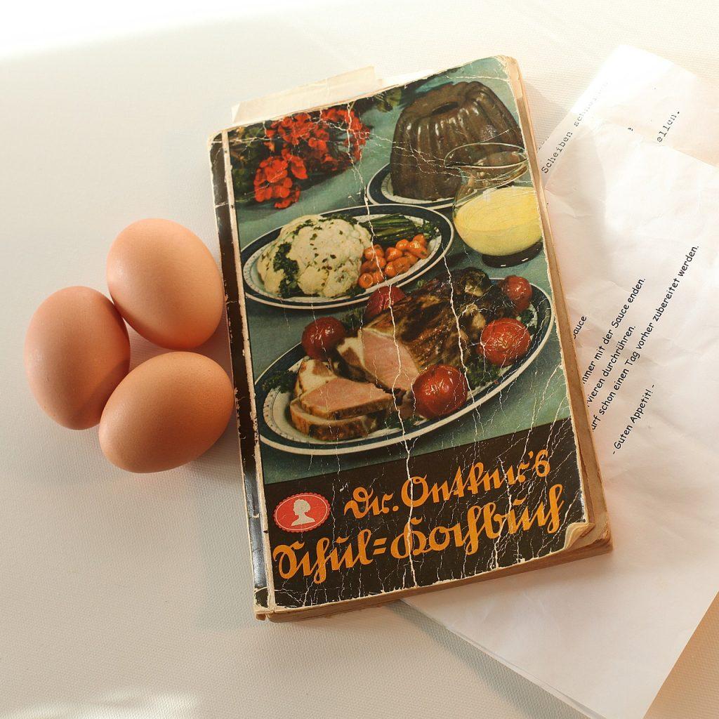 old german cookbook