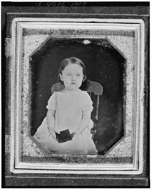 Example of Daguerreotype - Old Photographs