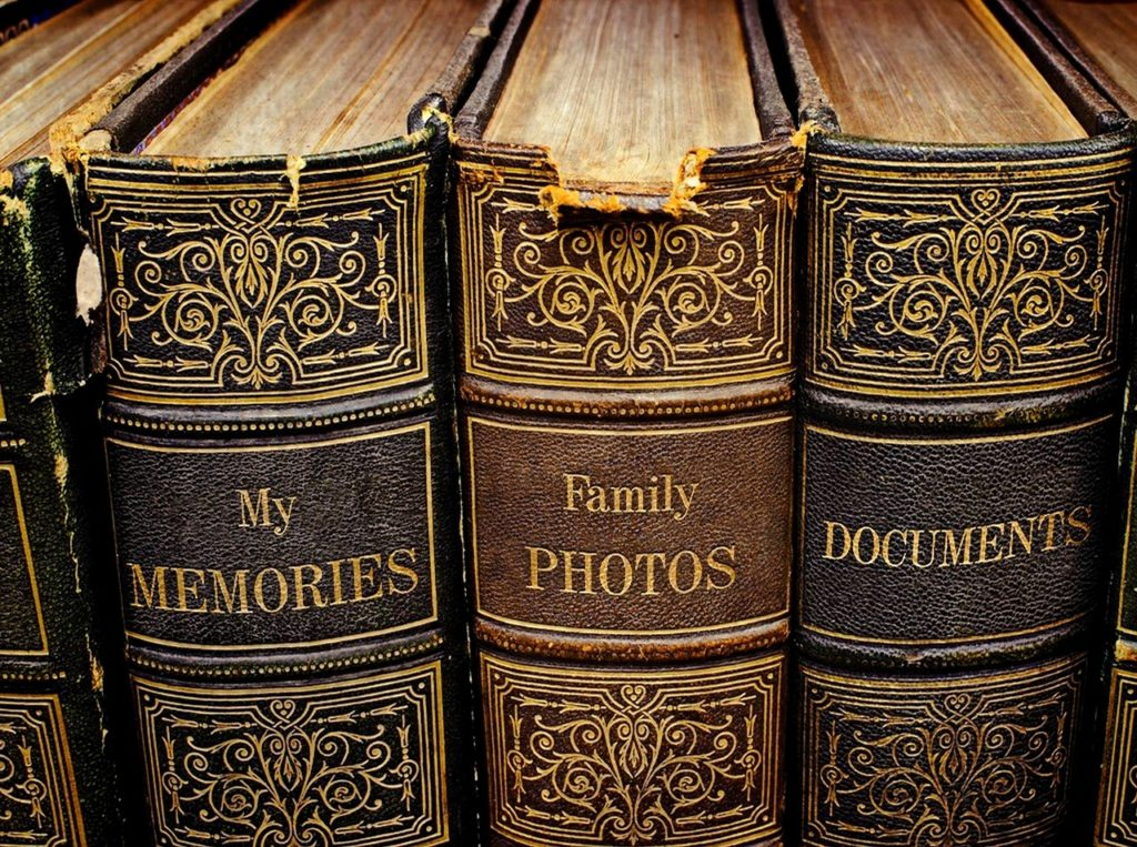Basics of Storing Your Heirloom Photographs