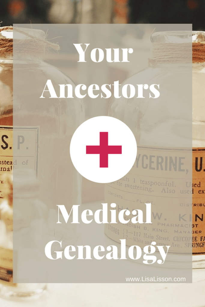 Your ancestor's cause of death may lead to clues for further records to search. Explore your ancestor's medical genealogy to learn more about his/her life.