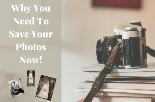 Millions of photos are lost in natural disasters, household accidents, and technology crashes every year. Take action and save your photos today!