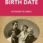 Pin for finding an ancestor's birth date