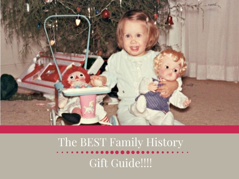 Family history gift guide