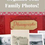 photo album with old photos