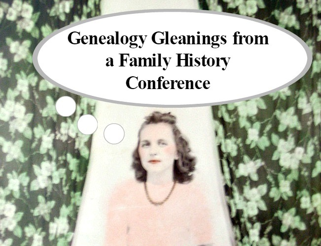 "A lot of genealogy talk is happening at the NGS 2017 Family History Conference. I'm sharing some ""genealogy gleanings"" and thoughts from Day 1 of the conference in the video below."