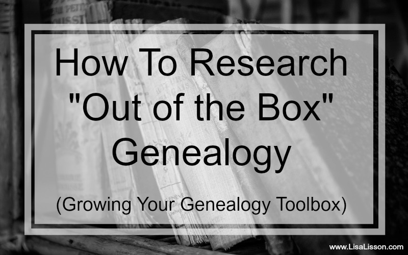 Is your genealogy research stalled? Try finding your ancestors in uncommon genealogy sources. #genealogy #familyhistory #ancestors
