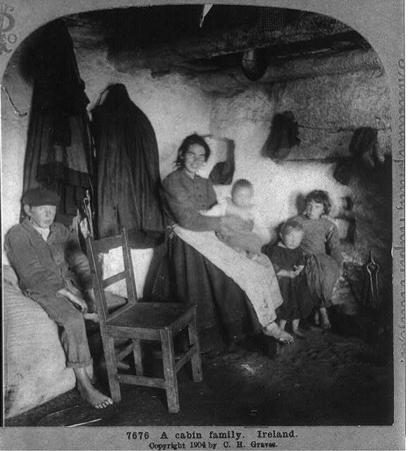 Irish-family
