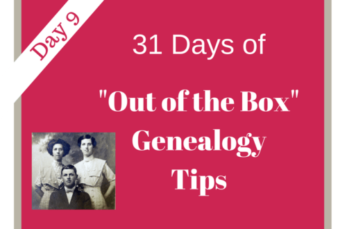 Facebook Groups can be a valuable tool in your genealogy toolbox. Find and join a Facebook group and network genealogy style. #genealogy #genealogytips #areyoumycousin #ancestors #familyhistory