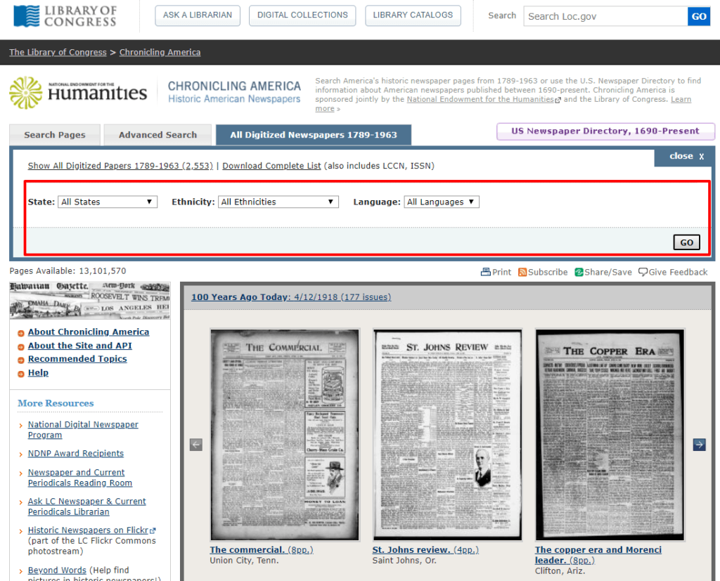Using cultural periodicals in your genealogy research
