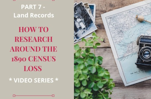 Location, Location, Location! Use those land records to find your ancestors despite of the 1890 census loss. #genealogy #1890census #ancestors