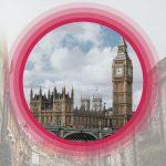 Big Ben in circle