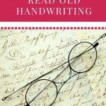 genealogy old handwriting tips