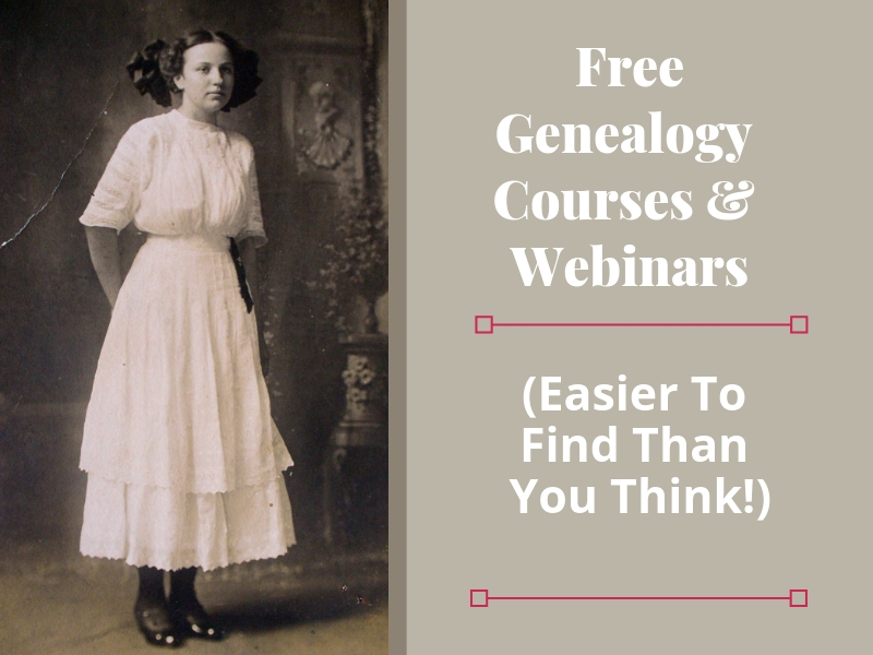 Get started finding your UK ancestors the frugal way. Free genealogy websites for you your UK genealogy research. #genealogy #free #familyhistory